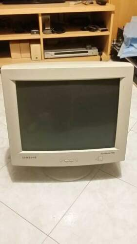 Monitor samsung syncmaster 750s