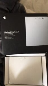 MacBook Pro 15-inch Rechargeable Battery
