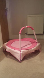baby toys trampoline