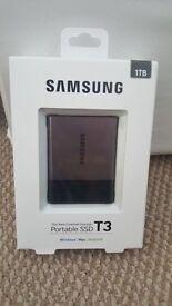 Ssd New SSD external storage 1Tb