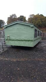 Willerby cottage 37 by 12 2 bed