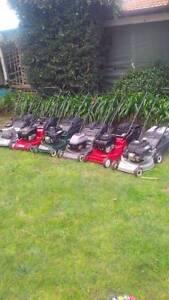 Lawn mowers Mount Nasura Armadale Area Preview