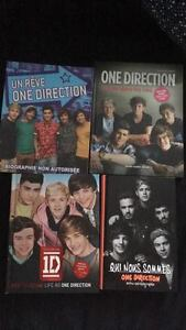 Livres One Direction