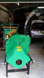 Three point linkage Wood Chipper Gilgai Inverell Area Preview