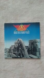 AEROSMITH ROCK IN A HARD PLACE VINYL ! NEW