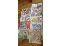 Nintendo Wii Console with Various Games and accessories BUNDLE