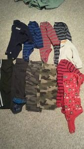 Lot of 6 month clothing- baby boy