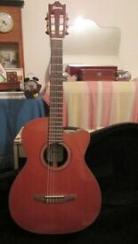 Ibanez GM500CE-NT Nylon string guitar