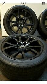 Audi speedline alloys