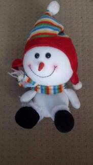 Snowman Christmas toy in great condition