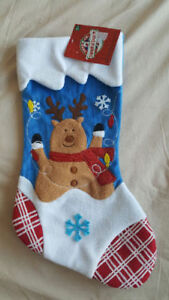 Christmas Stockings - Various designs 19 Inches BRAND NEW