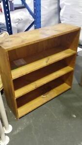 Wooden Shelves Braybrook Maribyrnong Area Preview