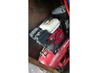 Honda comressor,tyre machine and balancer