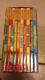 Horrible histories - pack of 10 books