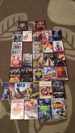 dvds x31 bundle
