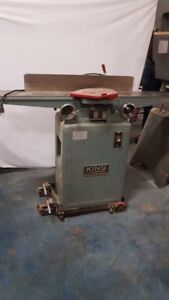 King Industrial Jointer 6""