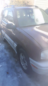 2004 Chevrolet 4x4