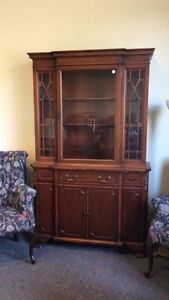 Break Front China Cabinet