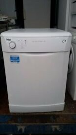 'Beko' Dishwasher - Excellent condition / Free local delivery and fitting