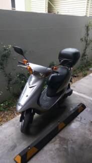 Yamaha jog 50cc rwc+rego