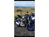 Yamaha MT-125 124cc
