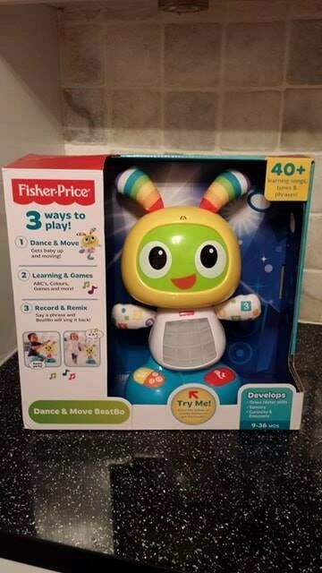 Brand New Fisher Price Dance and Move BeatBo