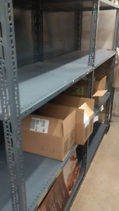 Commercial Metal Shelving