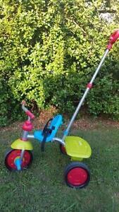 smarTrike Fun Trike - Multi Colour Berwick Casey Area Preview