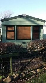 SITED STATIC CARAVAN FOR SALE IN COCKERMOUTH
