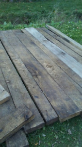 ANTIQUE WIDE BARN FLOOR BOARDS,GREAT FOR FURNITURE MAKING