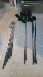 RH GOLF SET (ALL)  TOPFLIGHT ULTIMATE - EXCELLENT CONDITION