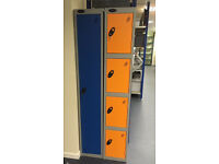 Lockers (Ex Display) - Supplied with Keys