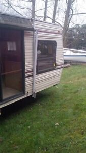 35ft Travel Trailer ready to tow
