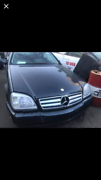 Mercedes CL500 2000 For parts only Chipping Norton Liverpool Area Preview