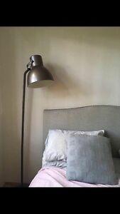 Industrial style metal bronze floor lamp Naremburn Willoughby Area Preview
