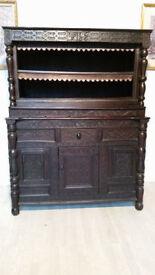Charles II / Jacobian dresser