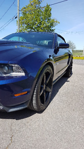 2011 Ford Mustang 5.0 Convertible