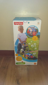 Brand new Fisher Price Bubblemower