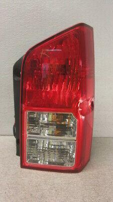2005-2012 Nissan Pathfinder RH Passenger Tail Light Assembly Qtr OEM LKQ