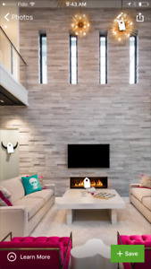 """LEDGER PANEL NATURAL STONE FROM $ 3.99 sqft"""""""