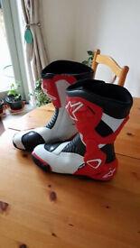 Alpine stars SMX 6 boots