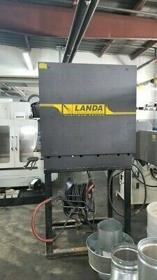 Landa Vng 4-3000 Heated High Pressure Washer