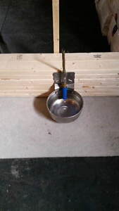 Automatic Water Bowls for stalls price reduced Belleville Belleville Area image 1