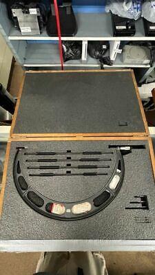 Starrett 224 16 - 20 Outside Micrometer Set