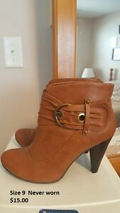Box & Co Boots new size 9