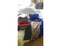 Women's clothes bundle size 8-10