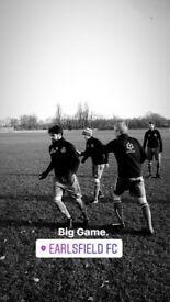 Looking for ballers, love a drink, experience in winning - Saturday Football Team South London