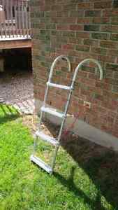 Ladder for pool or dock