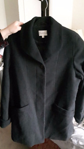 Womens Wool Coat