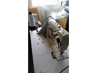 Seiko LSW-8BL Industrial Sewing Machine